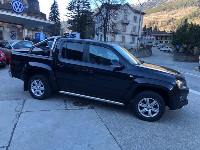 suv VW Amarok 2.0 BiTDI Highline 4Motion