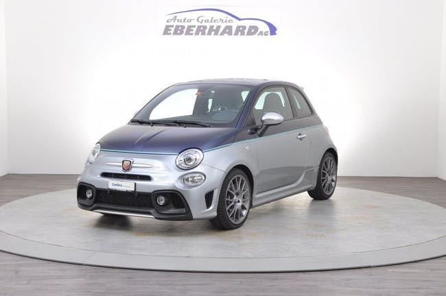 saloon Fiat 500 695 1.4 16V Turbo Abarth Rivale