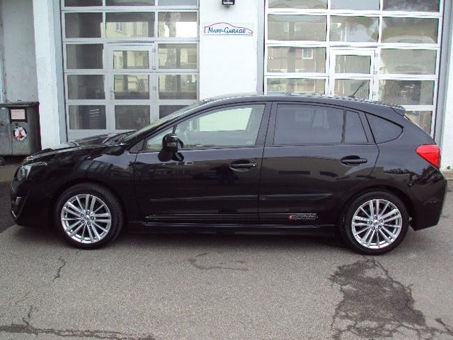 estate Subaru Impreza 2.0 Swiss Sport