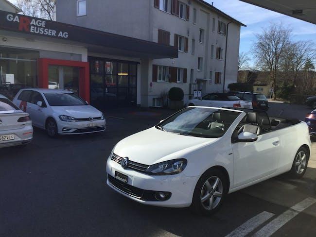 cabriolet VW Golf Cabrio 1.4 TSI BMT Lounge