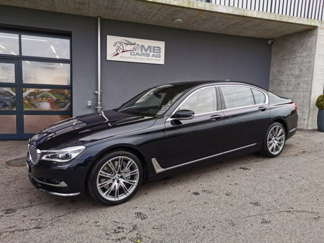 saloon BMW 7er 750Li xDrive