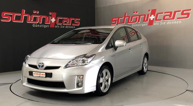 saloon Toyota Prius 1.8 16V HSD Sol Premium
