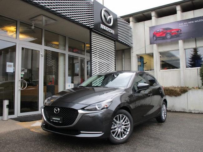 saloon Mazda 2 G 90 Revolution