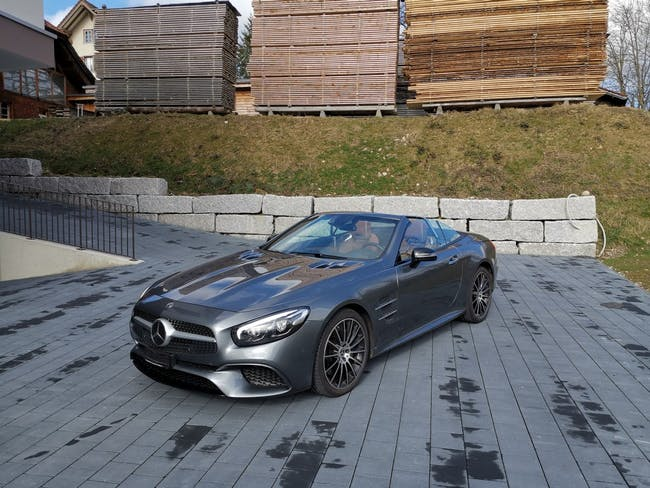 cabriolet Mercedes-Benz SL 500 9G-Tronic