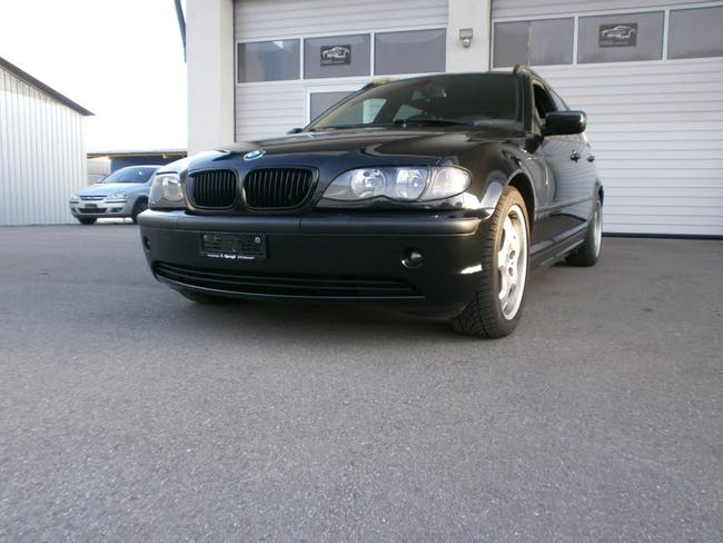estate BMW 3er 320i Touring