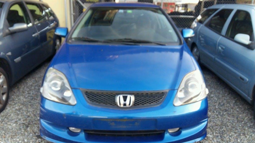 saloon Honda Civic 1.6i Sport