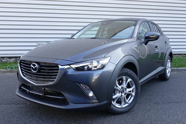 suv Mazda CX-3 2.0 Ambition Plus AWD AT