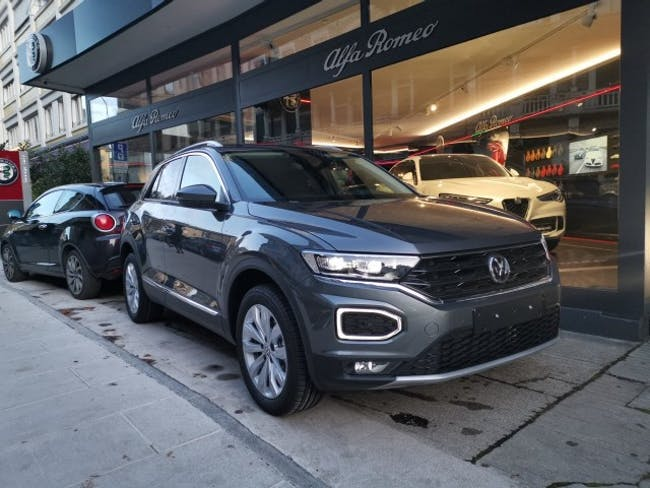 suv VW T-Roc 1.5 TSI EVO Advance