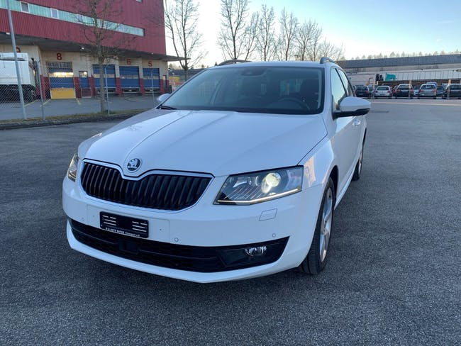 estate Skoda Octavia Combi 2.0 TDI Swiss Edition 4x4 DSG