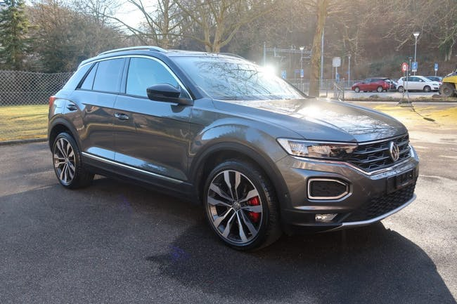 suv VW T-Roc 1.5 TSI EVO Advance DSG
