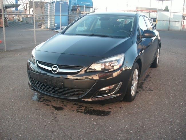 saloon Opel Astra 1.4i 16V Turbo Active Edition