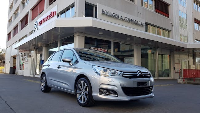 saloon Citroën C4 1.2 Pure Tech Feel Edition Automatic