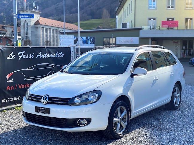 estate VW Golf Variant 1.6 TDI Comfortline 4Motion