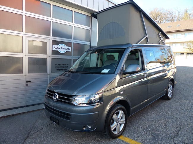 bus VW T5 California 2.0 TDI Comfortline EUROPE