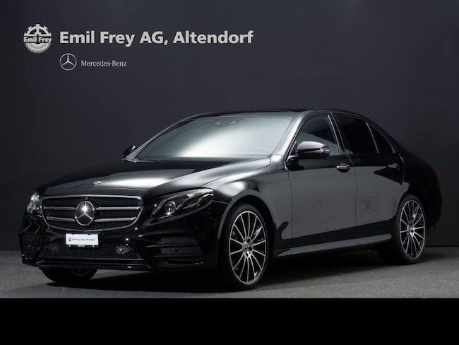 saloon Mercedes-Benz E-Klasse E 220 d Swiss Star AMG Line 4m