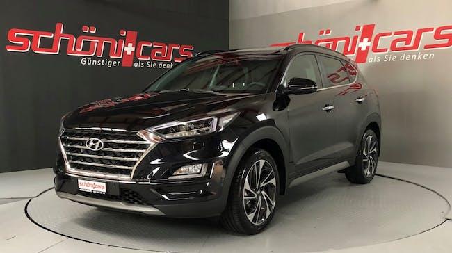 suv Hyundai Tucson 1.6 TGDI Luxury Premium 4WD DCT