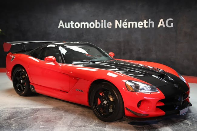 coupe Dodge Viper ACR