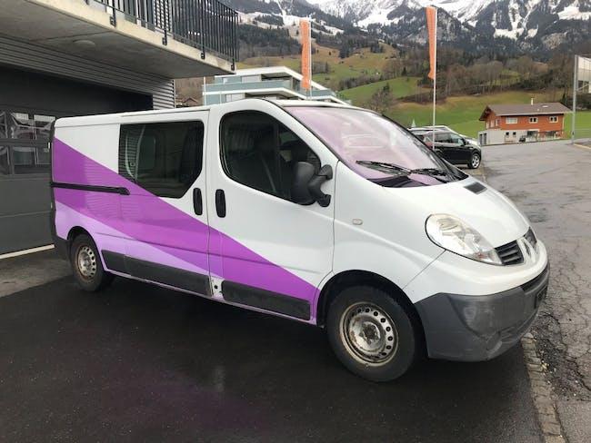 van Renault Trafic 2.0 dCi 115 2.9t L1H1