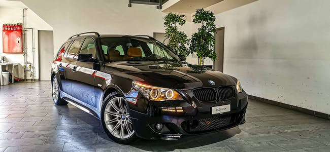 estate BMW 5er Reihe E61 Touring 535d