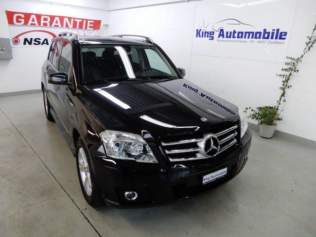 suv Mercedes-Benz GLK-Klasse GLK 220 CDI BlueEfficiency 4Matic 7G-Tronic