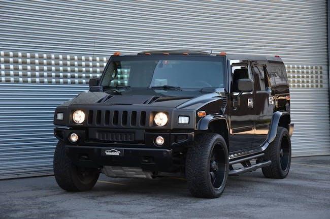 suv Hummer H2 6.0 Luxury