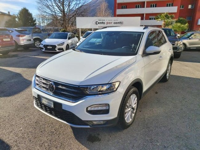 suv VW T-Roc 1.0 TSI Advance