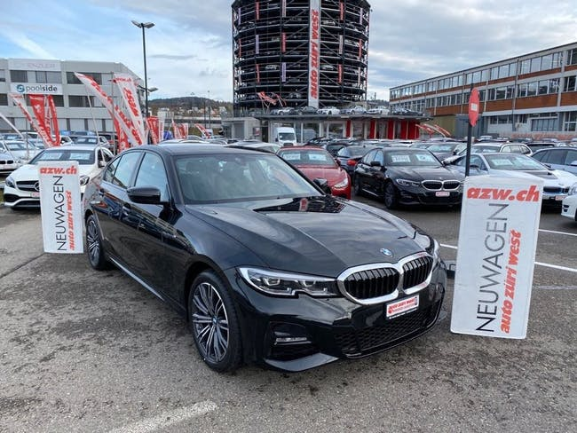 saloon BMW 3er 330e M Sport Steptronic