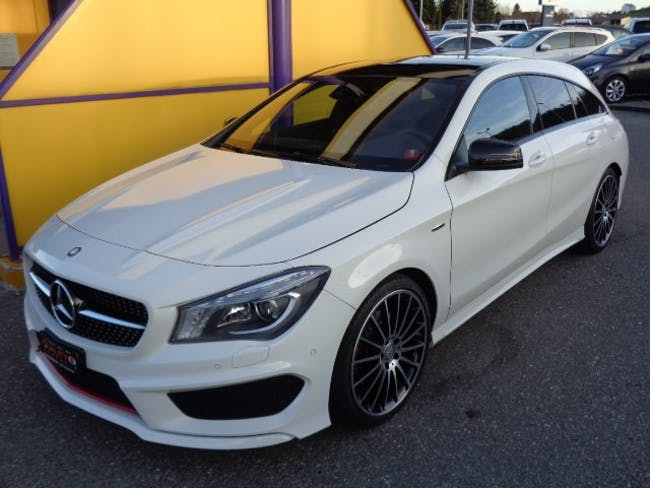 estate Mercedes-Benz CLA-Klasse CLA Shooting Brake 250 Sport 7G-DCT 4Matic