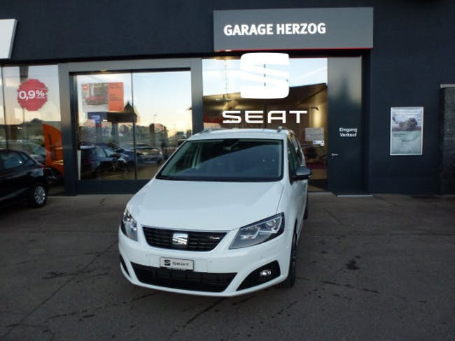 van SEAT Alhambra 2.0TDI SW.FR 4x4