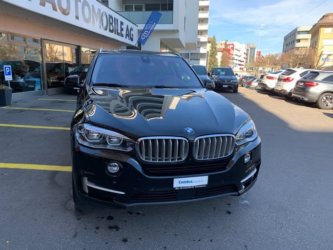 suv BMW X5 xDrive 40d Steptronic Panoramadach/Head Up Display/ Standheizung