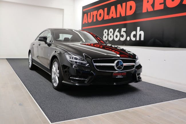 saloon Mercedes-Benz CLS 500 4Matic 7G-Tronic