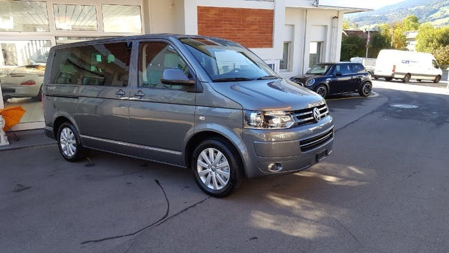 bus VW T5 Multivan 2.0 TDI CR Comfortline Team 4Motion