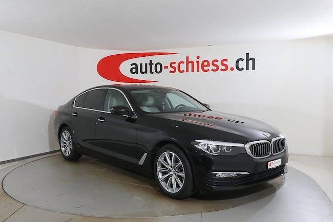 saloon BMW 5er 520 d