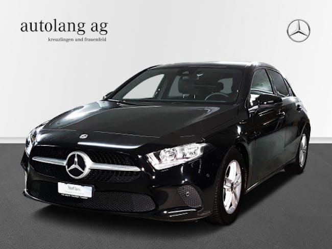 saloon Mercedes-Benz A-Klasse A 160 Style