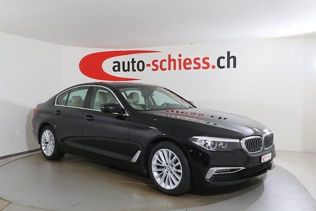 saloon BMW 5er 520 d Luxury Line