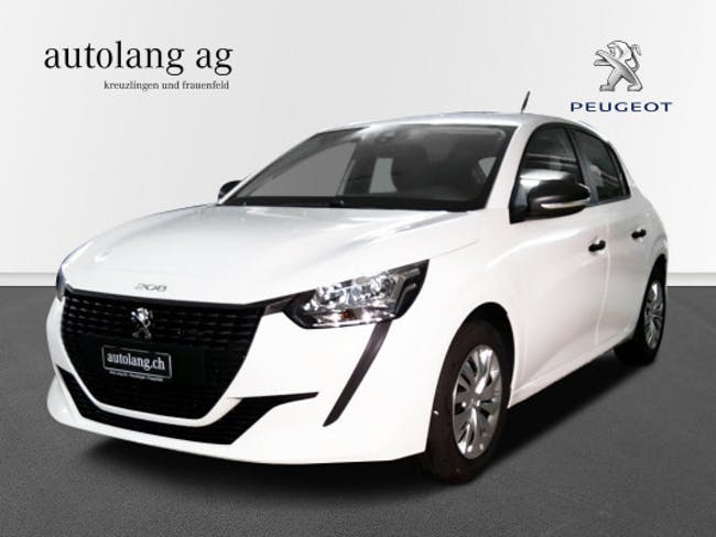 saloon Peugeot 208 1.2 PureTech Like