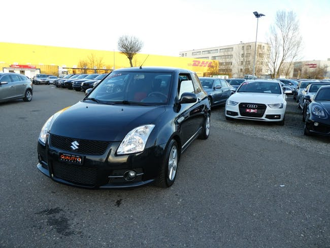 saloon Suzuki Swift 1.6i 16V Sport