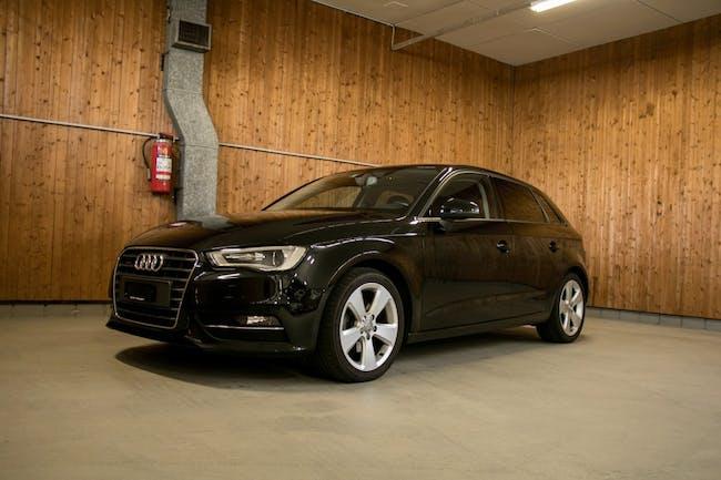 saloon Audi A3 Sportback 2.0 TDI Ambition quattro