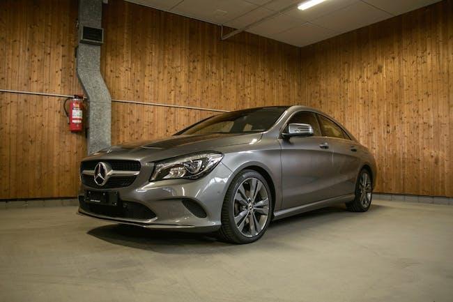 saloon Mercedes-Benz CLA-Klasse CLA 220 d 4Matic 7G-DCT