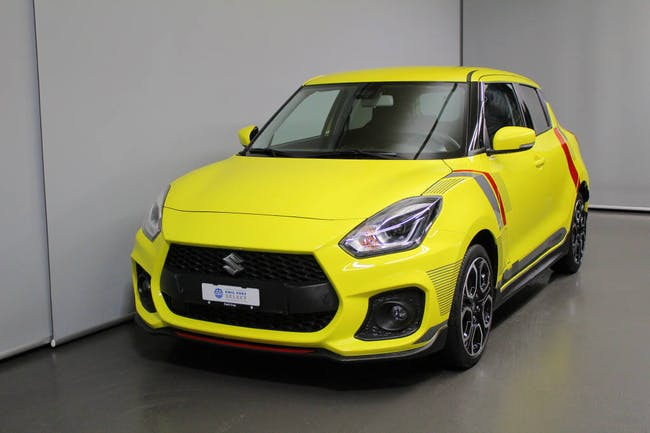 saloon Suzuki Swift 1.4 T Sport Compact Top