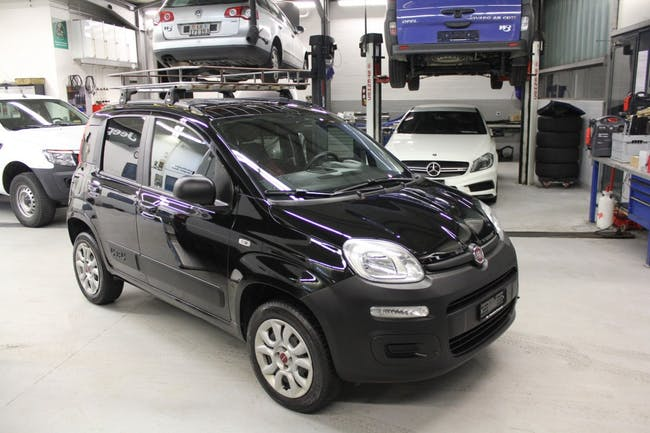 saloon Fiat Panda 0.9 Twinair Turbo Climbing 4x4