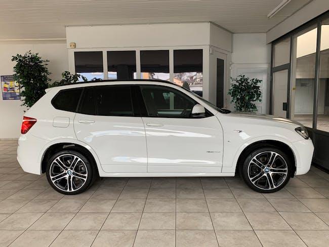 suv BMW X3 20d M-Sportpaket 4x4 mit mega Ausstattung Automat-Steptronic xDrive