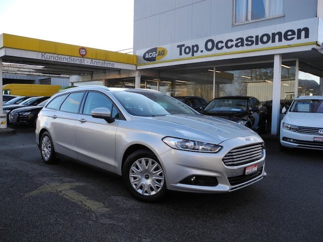 estate Ford Mondeo 2.0 TDCi Trend PowerShift