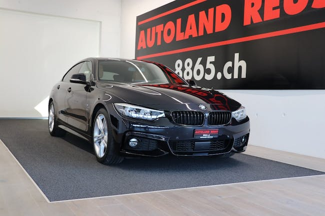 saloon BMW 4er 420i Gran Coupé M Sport Steptronic
