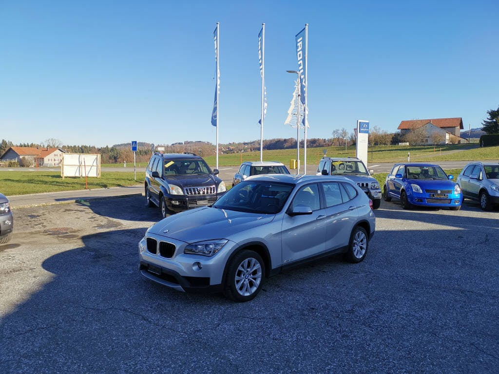 suv BMW X1 E84 20d EfficD Edition