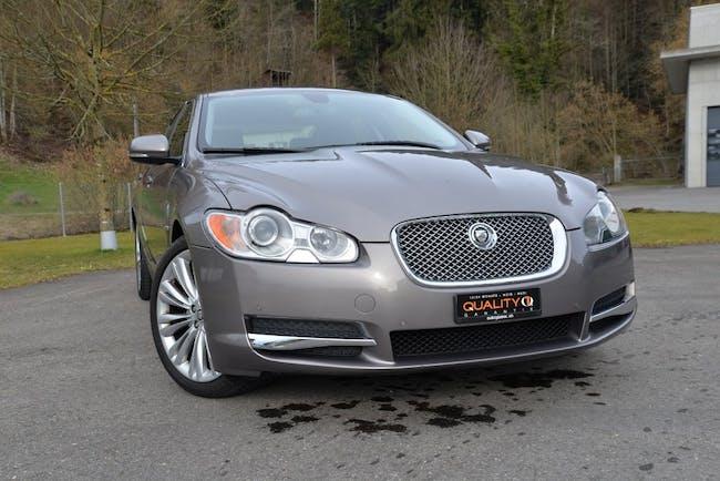 saloon Jaguar XF 3.0 V6 Greenwich Premium Luxury 240 PS