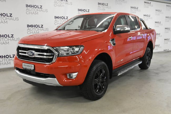suv Ford Ranger DK Pick-up 2.0 EcoBlue Limited