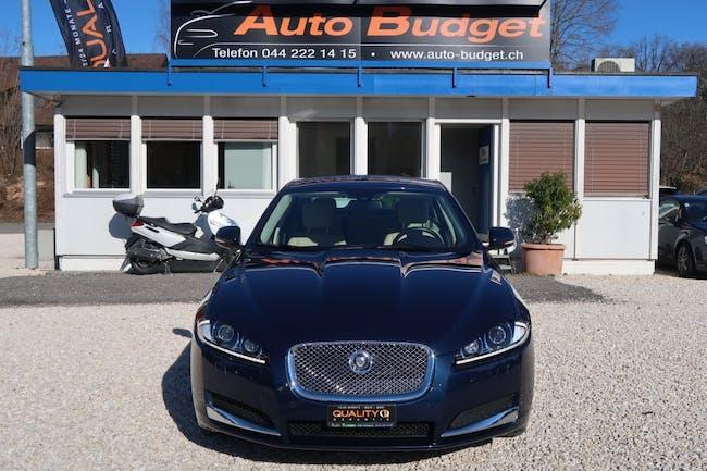 saloon Jaguar XF 3.0 V6 S/C Prem.Luxury