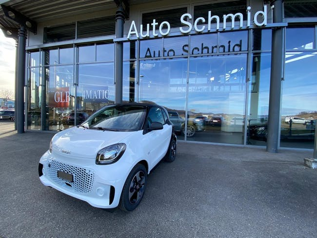 cabriolet Smart Fortwo EQ passion (incl. Batterie)