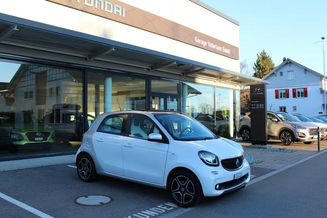 saloon Smart Forfour proxy